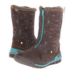 Merrell Silversun Zip Waterproof Boots